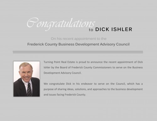 Dick Ishler With Turning Point Real Estate