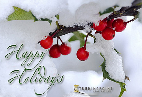 Happy Holidays from Turning Point Real Estate