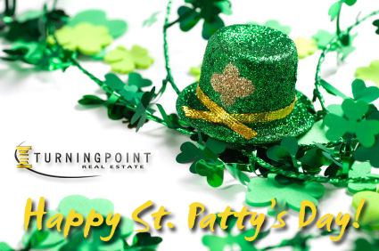 Happy St. Patty's Day from TPRE